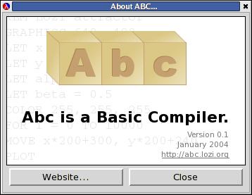 The ABC Website